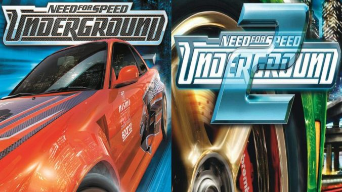 Need for Speed Underground Duology Free Download | tkillnz